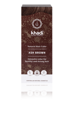 Khadi - Hair Colour: Ash Brown