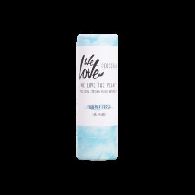 We Love The Planet - Natuurlijke Deodorant Stick: Forever Fresh