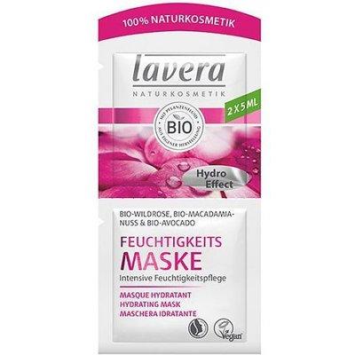Lavera - Hydrating Mask: Organic Wild Rose & Macadamia