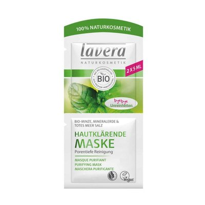 Lavera - Purifying Mask: Organic Mint