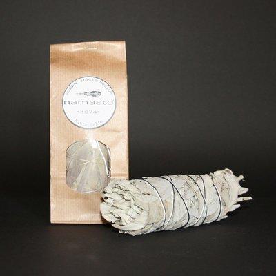 Namaste - Smudge Stick Medium: Witte Salie