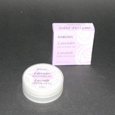Maroma - Solid Perfume: Lavender
