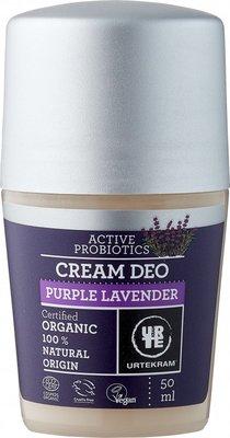 Urtekram - Deo Cream: Purple Lavender