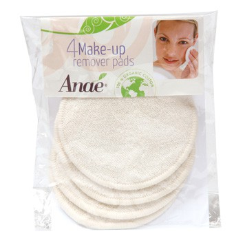 Anae - 4 Make-Up Remover Pads