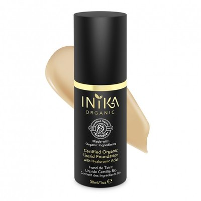INIKA - Liquid Foundation: Honey