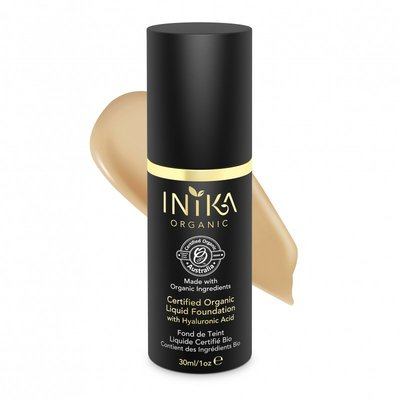 INIKA - Liquid Foundation: Tan