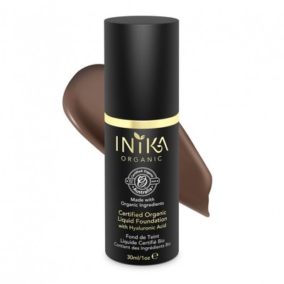 INIKA - Liquid Foundation: Cocoa
