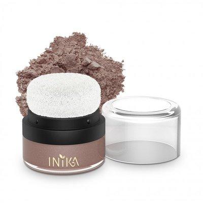INIKA - Mineral Blush Puff Pot: Rosy Glow