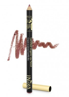 INIKA - Biologische Vegan Lip Pencil: Safari