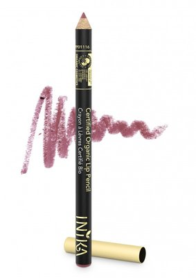 INIKA - Biologische Vegan Lip Pencil: Dusty Rose