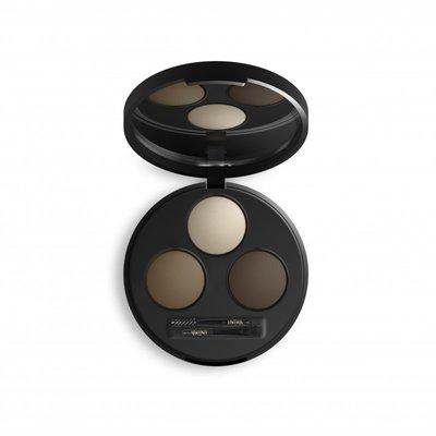 INIKA - Brow Define Palette: Chestnut