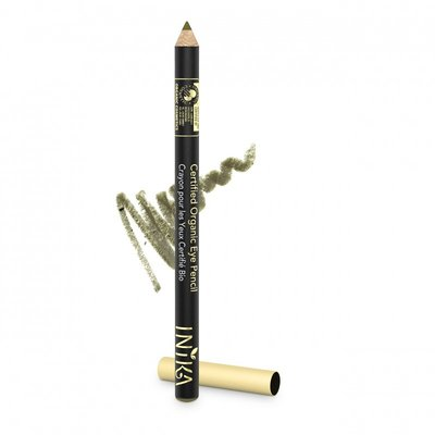 INIKA - Biologische Vegan Eye Pencil: Gold Khaki