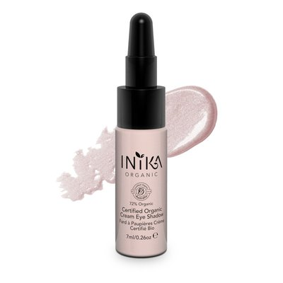 INIKA - Biologische Cream Eyeshadow: Pink Cloud