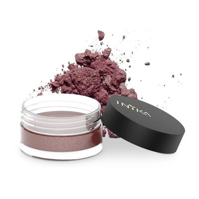 INIKA - Loose Mineral Eyeshadow: Autumn Plum
