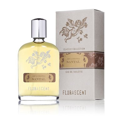 Florascent Aqua Colonia - Santal - Eau de Toilette 30 ml
