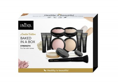INIKA - Baked In A Box Starter Kit