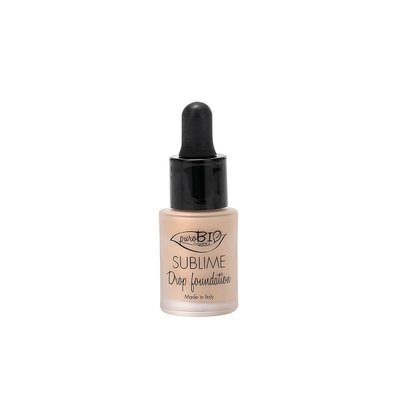 puroBIO - Anti-Pollution: Sublime Drop Foundation