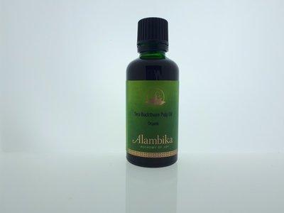 Alambika - Basis olie: Sea Buckthorn Pulp / Duindoorn Olie Biologisch Gecertificeerd 100 ml