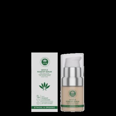 PHB Ethical Beauty - Gentle Range Face & Eye Serum: Rosehip & Avocado