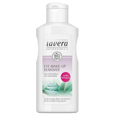 Lavera - Eye Make-up Remover: Bio Aloë Vera & Bio Sanddorn