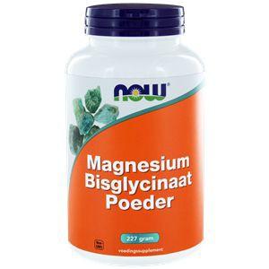 Now - Magnesium Bisglycinaat Poeder