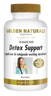 Golden Naturals - Detox Support