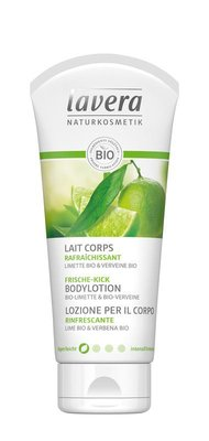 Lavera - Refreshing Bodylotion: Organic Lime & Organic Verbena