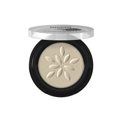 Lavera - Beautiful Mineral Eyeshadow: Shiny Silver 39