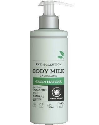 Urtekram - Bodylotion: Green Matcha