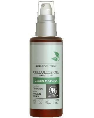 Urtekram - Cellulite Oil: Green Matcha