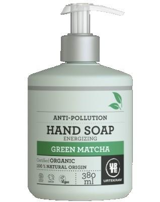 Urtekram - Vloeibare Handzeep: Green Matcha