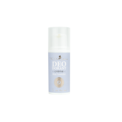 The Ohm Collection - DEOdorant Creme: Blue Lavender 5 ml