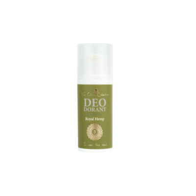 The Ohm Collection - DEOdorant Creme: Royal Hemp 5 ml