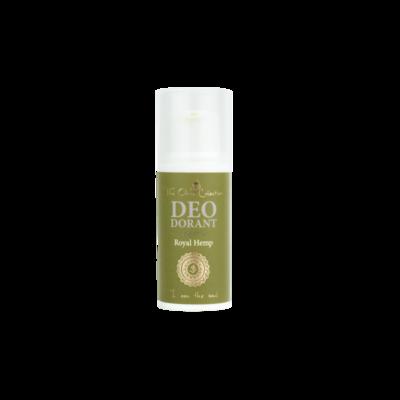 The Ohm Collection - DEOdorant Creme: Royal Hemp 5 ml