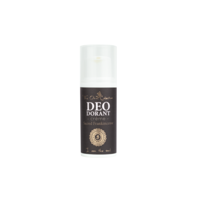 The Ohm Collection - DEOdorant Creme: Sacred Frankincense 5 ml