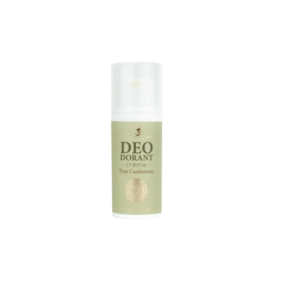The Ohm Collection - DEOdorant Creme: True Cardamom 5 ml