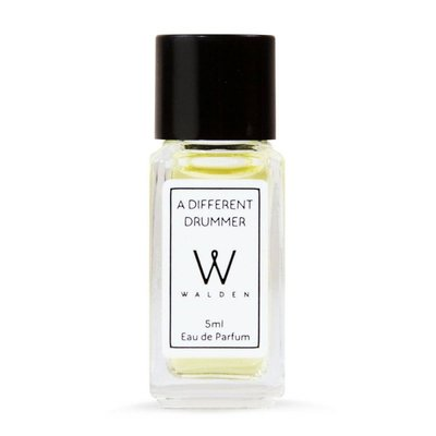 Walden Natural Perfume - A Different Drummer 5 ml