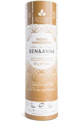 Ben & Anna - Natuurlijke Deodorant Push Up: Indian Mandarine