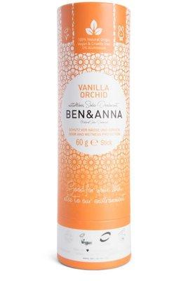 Ben & Anna - Natuurlijke Deodorant Push Up: Vanilla Orchid