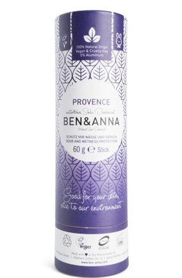 Ben & Anna - Natuurlijke Deodorant Push Up: Provence