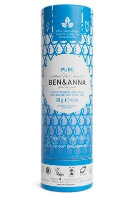 Ben & Anna - Natuurlijke Deodorant Push Up: Pure