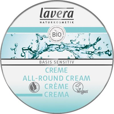 Lavera - Basis Sensitiv: All-round Cream MINI
