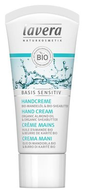Lavera - Hand Cream: Intensive Care MINI