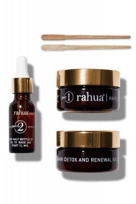 Rahua - Detox & Renewal Treatment Kit