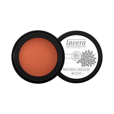Lavera - Mousse Blush: Soft Cherry
