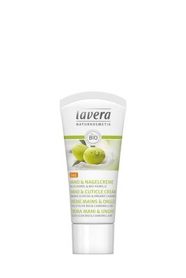 Lavera - Hand & Cuticle Cream MINI