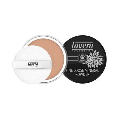 Lavera - Fine Loose Mineral Powder: Almond 05