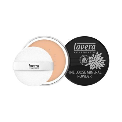 Lavera - Fine Loose Mineral Powder: Honey 03
