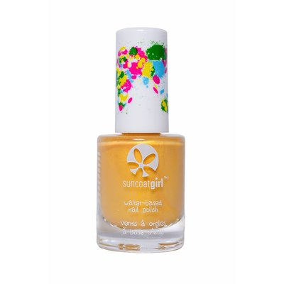 Suncoat Girl - Non Toxic Nagellak: Sunflower