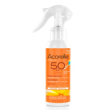 Acorelle - Kids Sun Spray SPF 50